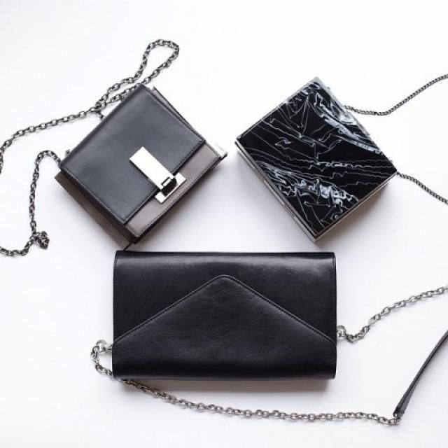 Handbags or clutches? What do you prefer?
