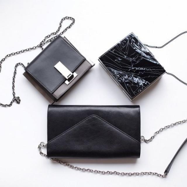 Handbags or clutches? What do you prefer?