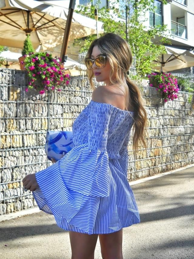 IG: tijamomcilovic  dress ,