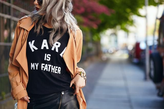 Karl is my father:)