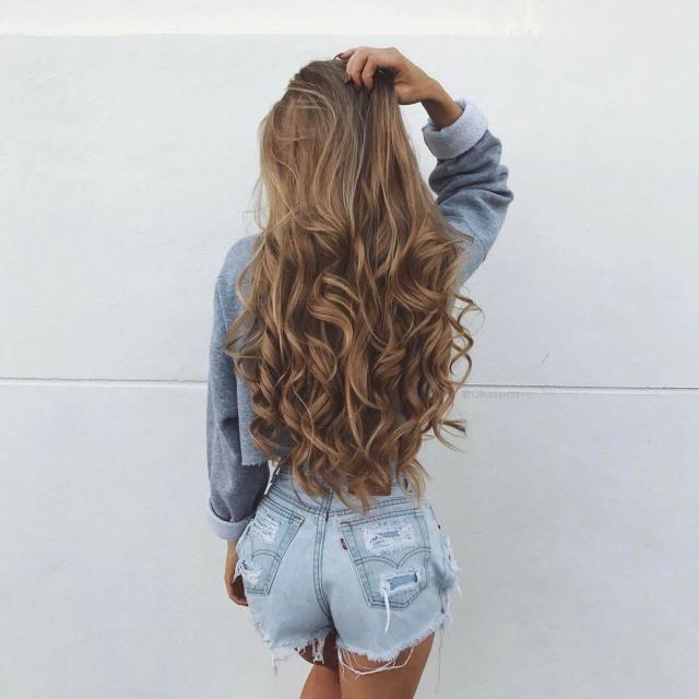 Long Hair Don't Care!