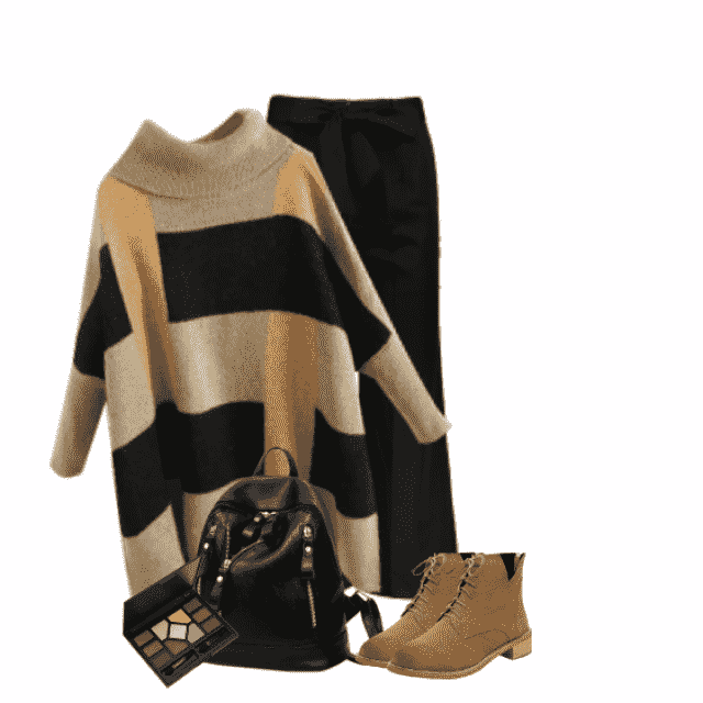 so cozy sweater - a warm and comfortable style for autumn