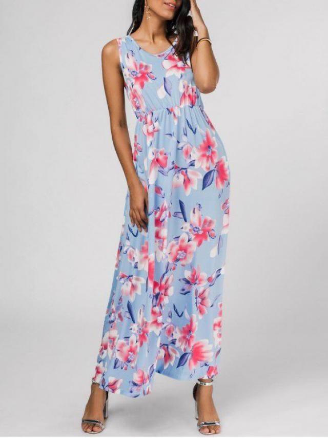 floral dreses in zaful