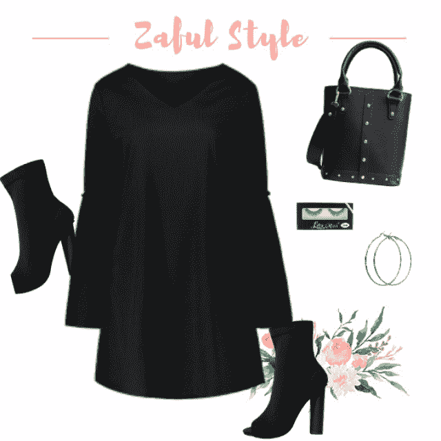 You can wear this combination in the morning, during the day and in the evening.... Just add some acces…