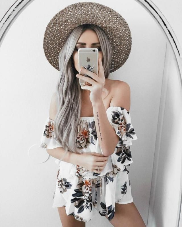 floral jumpsuit, yay or nay?