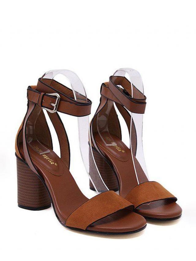 beautiful sandals in zaful