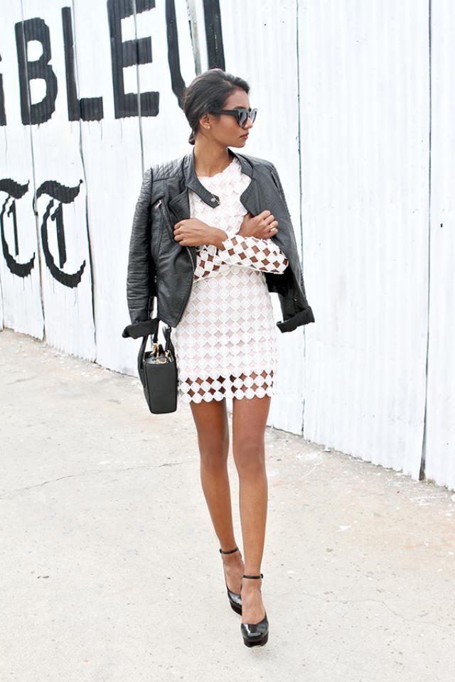 Polka Dot Pattern Dress!!!