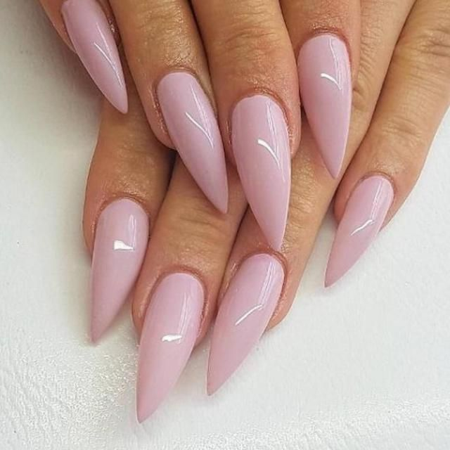 these nails are perfect with cute rings!