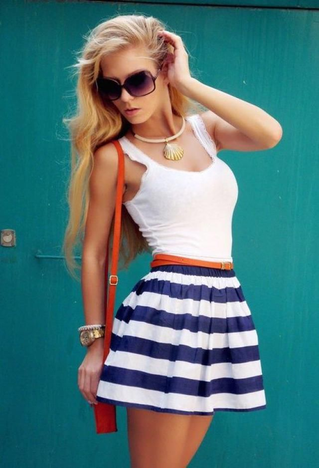 This midi dress is perfect for a cruise