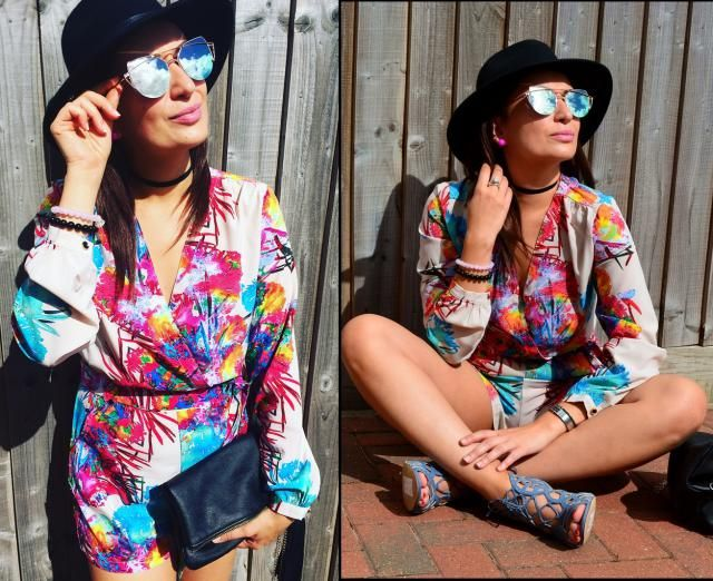 I LOVE THIS PLAYSUIT! IT IS THE BEST EVER ORDER I&;VE MADE AT ZAFUL. SIMPLY STUNNING!         