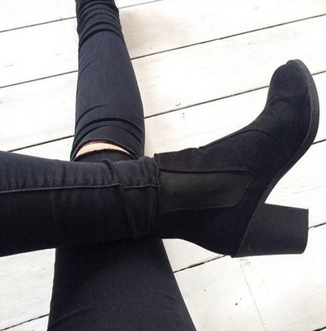Autumn style, boots for women!!