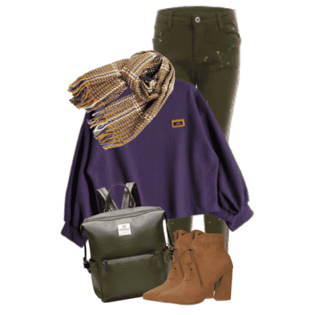 Gorgeous combo for every day - stunning boots for autumn