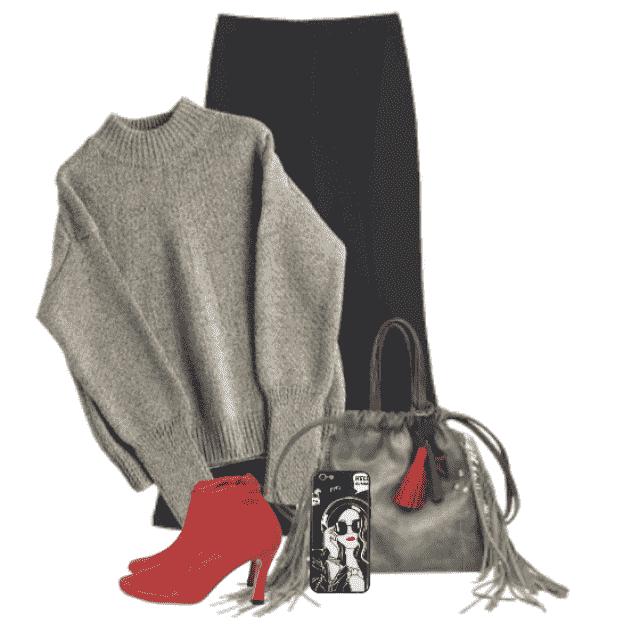 So stylish Bag - perfect match