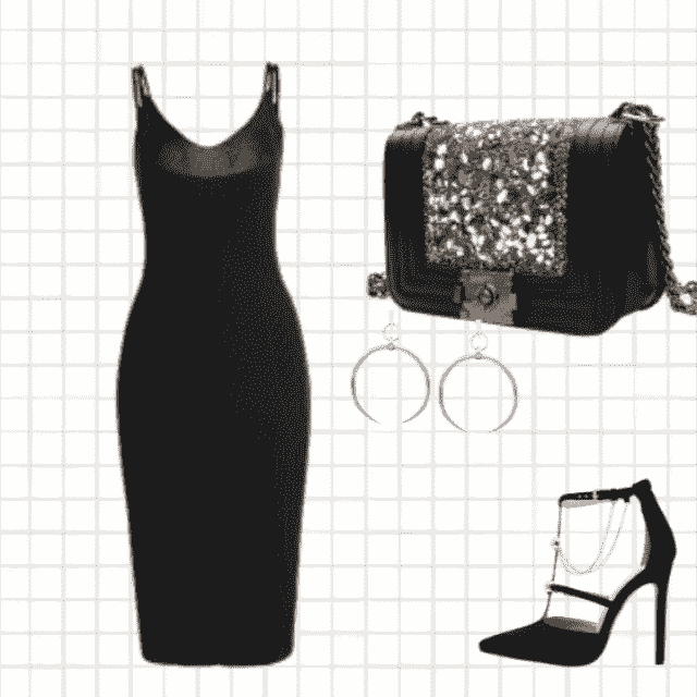 """""""One is never over-dressed or underdressed with a Little Black Dress."""""""