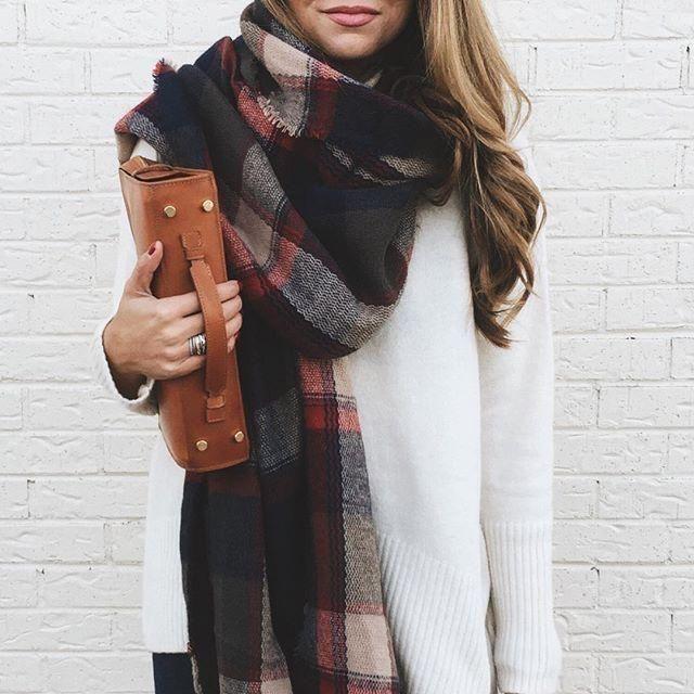 Do you like scarf?