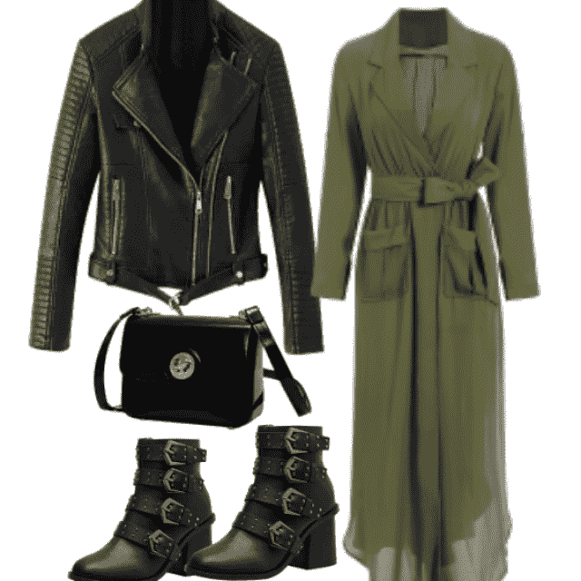 Cool outfit for fancy style!