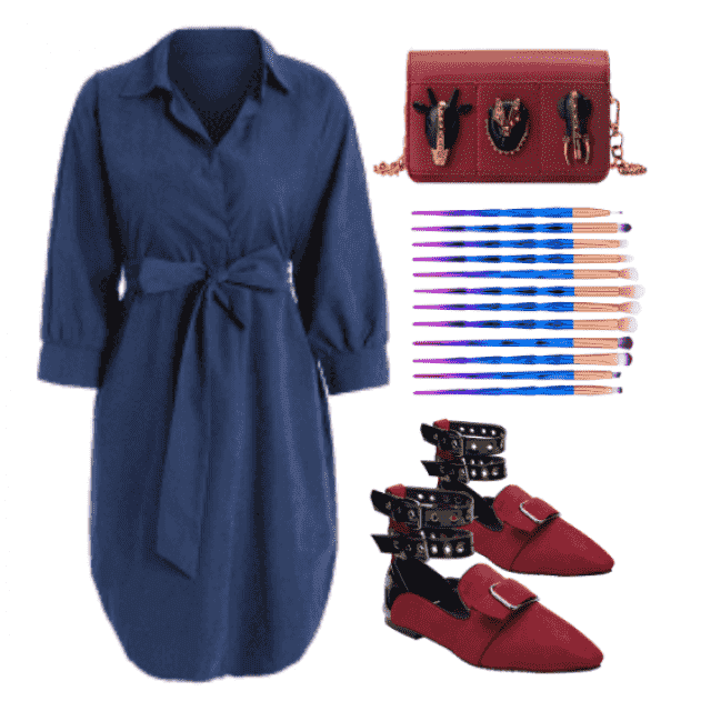 Cute style for casual night out!