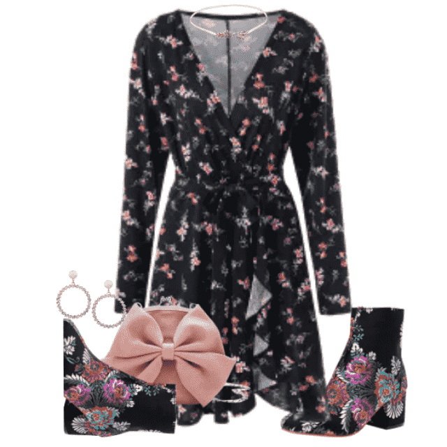 Lovely in floral!