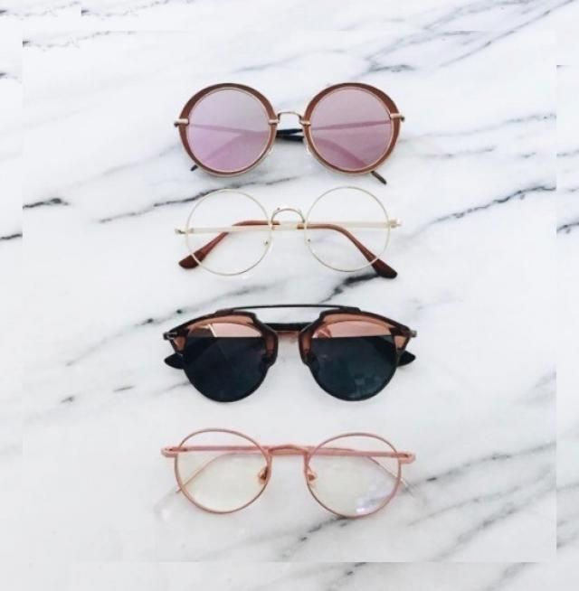 Is there ever a season for sunglasses?