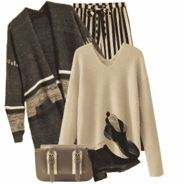 Chic and cozy cardigan