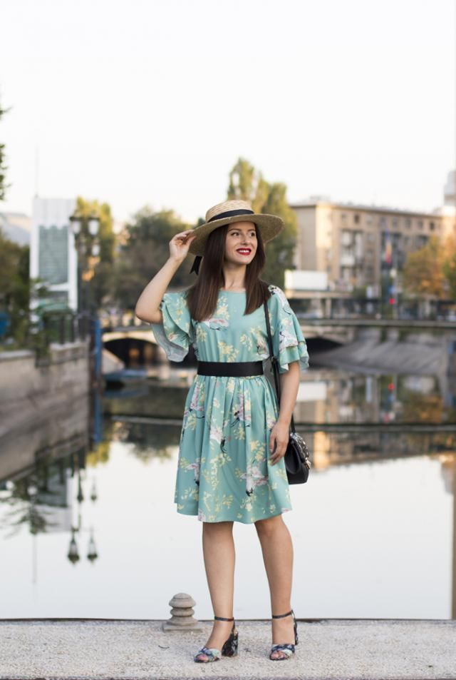 Today's Outfit Of The ZAFUL featured by Adina Naneş.