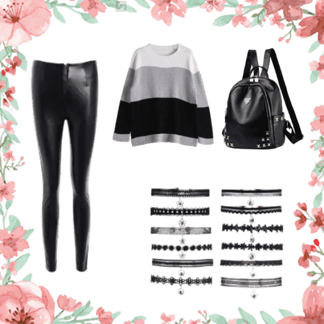 An everyday outfit i chose for you! (without shoes)