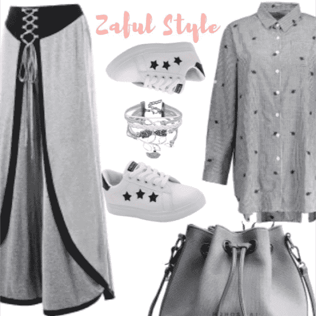 Zaful is your one-stop online shop for today's most daring, exciting and edgy fashion apparel.