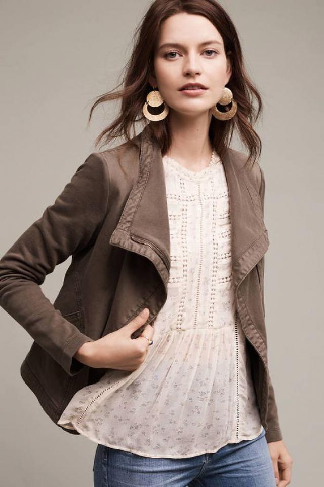 Brown jacket,verry nice!!