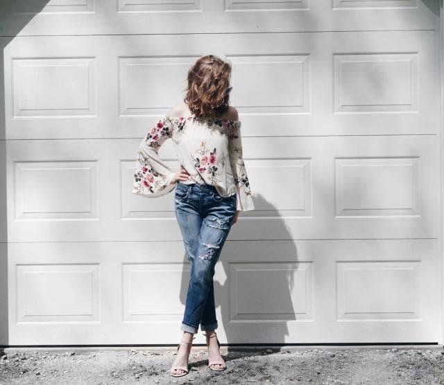 Street style!!!  blouse