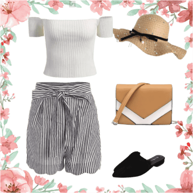 If by any chance the weather changes up and you wanna take a quick trip to the beach with your friends this outfit it s…