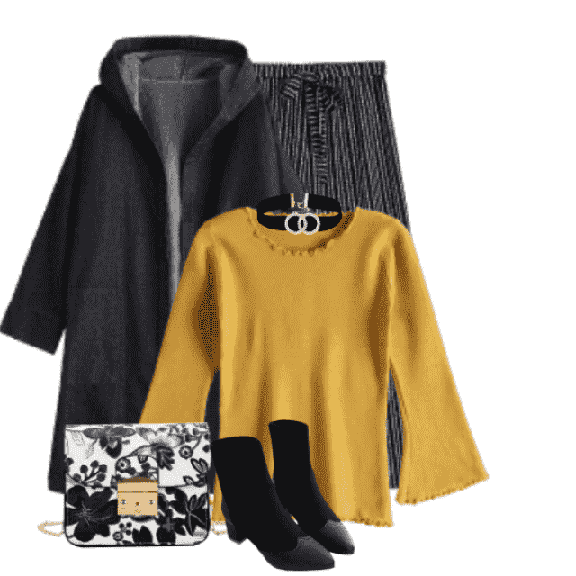 Fabulous and elegant boots - perfect match with this outfit