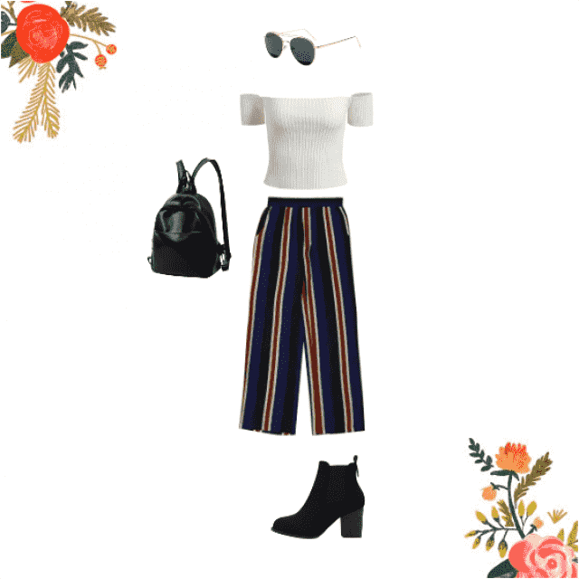 This outfit could go good for when you want to look stunning but you also don&;t want to seem to over dressed and it wi…