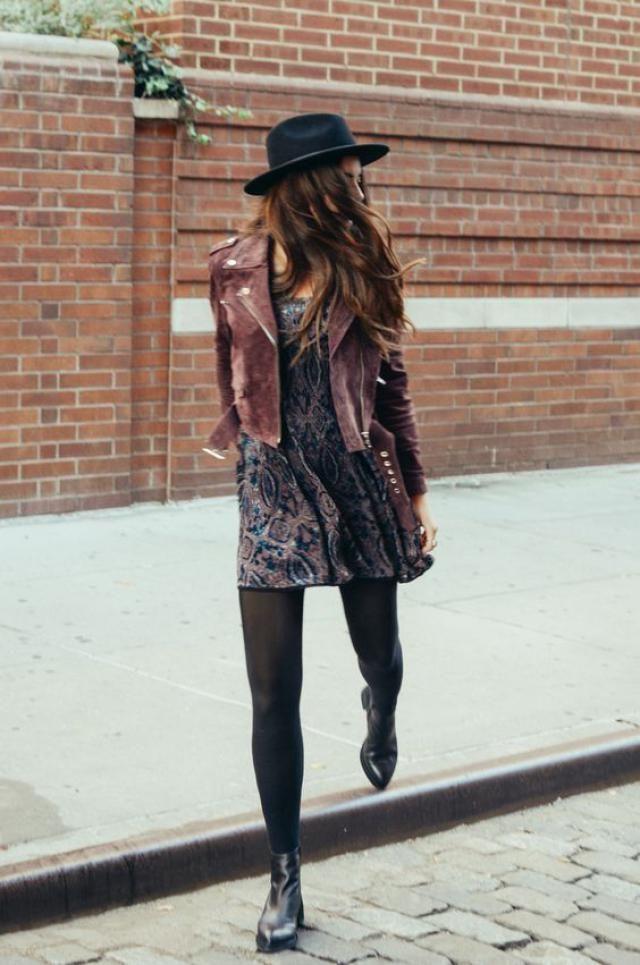 Autumn best outfit idea.