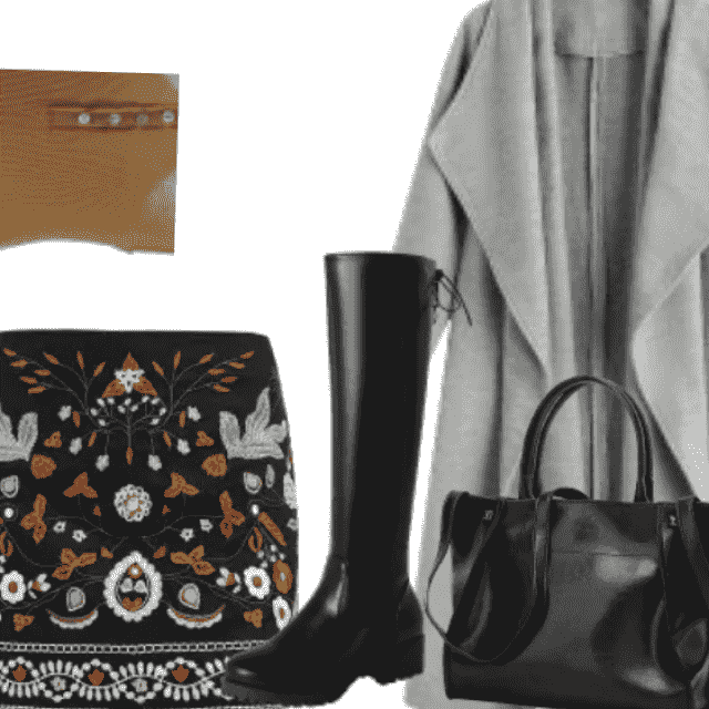 Casual Look For Work , Work Wear Ethnic And Trendy
