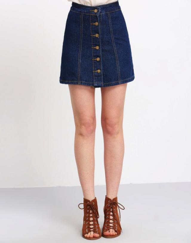 Nice jeans skirt