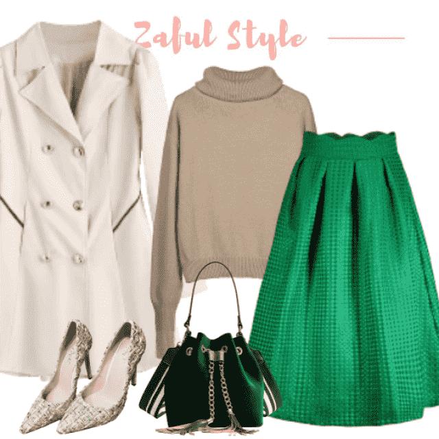 Elegant workwear..........classy and bossy.