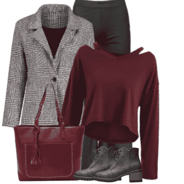 Elegant womens blazer - perfect and stylish look