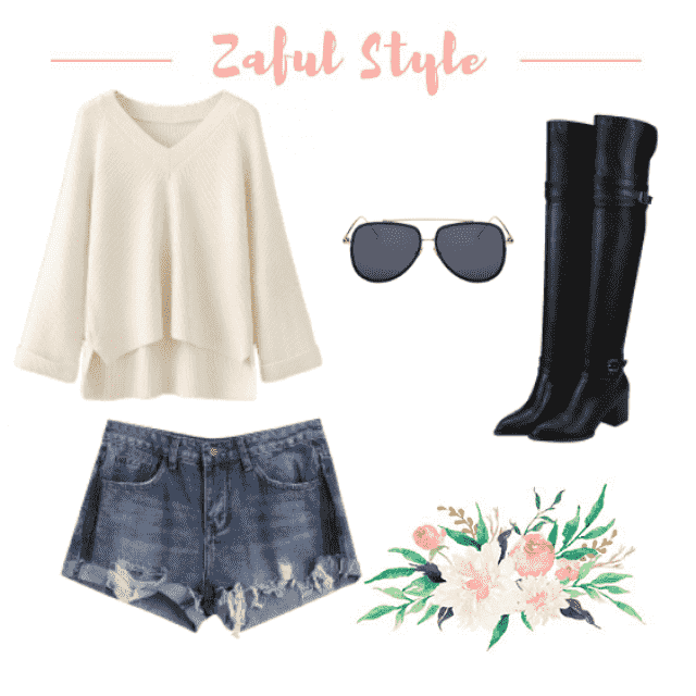 Casual cool summer style
