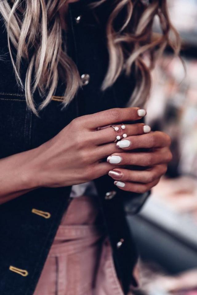 Pearl rings- i love them!