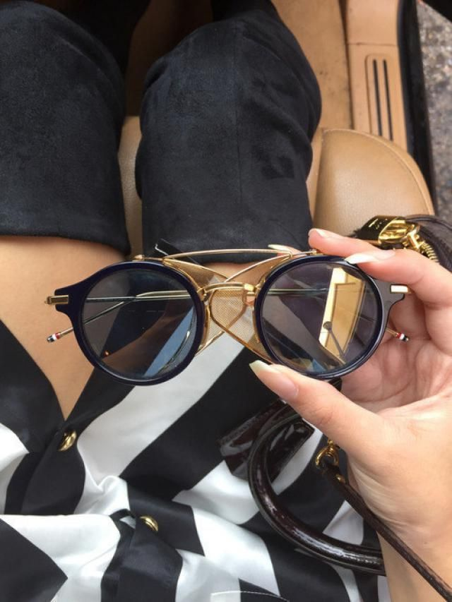 Sunglasses are for every season, not just summer and these are to die for!