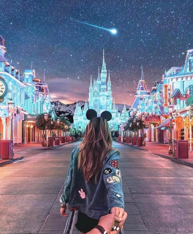 The purpose of Disneyland is to make people smile.