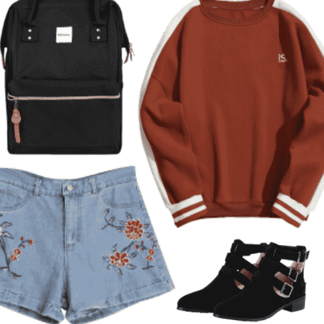 back to school; simple and chic