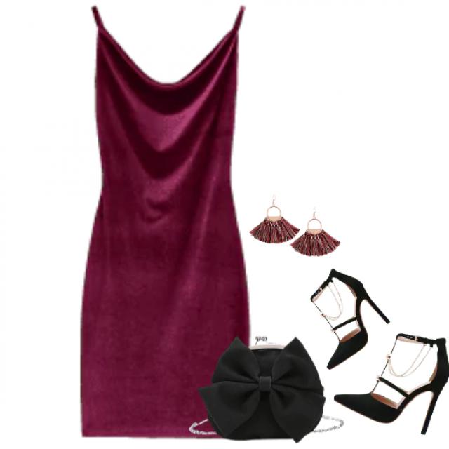 Graduation Style, Simple Dress