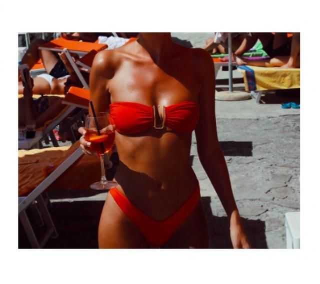 Red Bikinis are my favorite