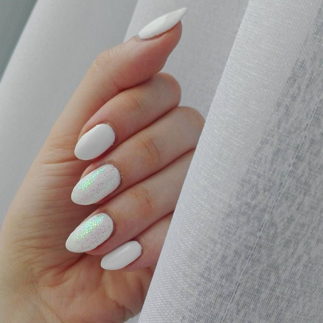 834341fae1daf3 #decwhite I Will Start My December With White Nails! #nails... | Z-Me ZAFUL  Community