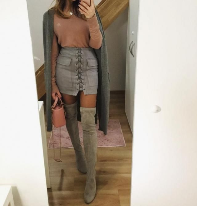 how cute is this outfit GOALS!! you can find it here on Zaful