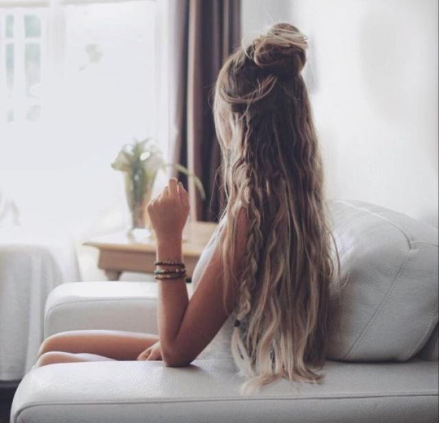 Pretty hair, yas or nah?