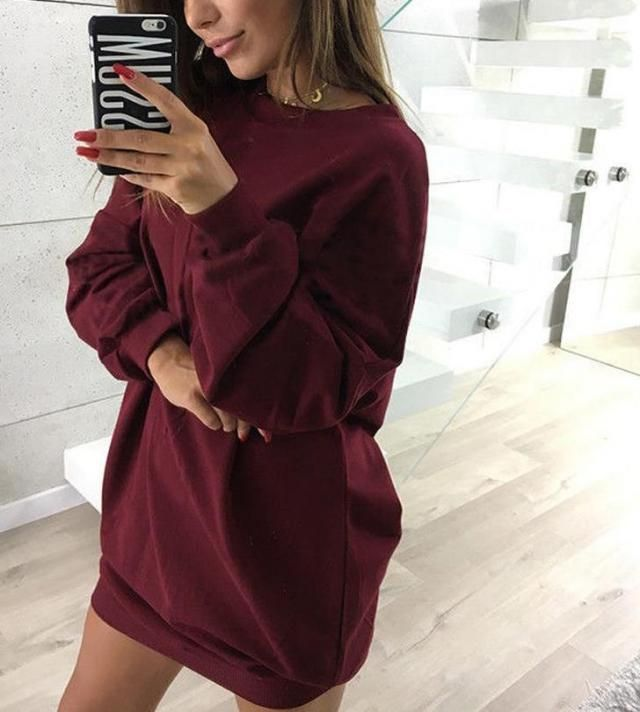 Winter`s dresses is very cool