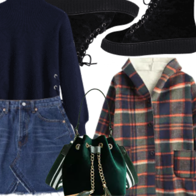 Cool Back To School Look And Style