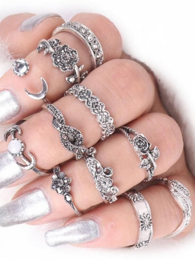 I am in love with these rings